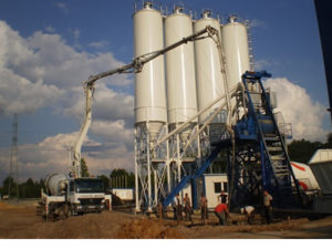 бетон с доставкой с завода